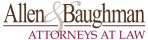 Allen & Baughman Attorneys at Law Logo